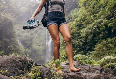 Pohodni čevlji: Kako izbrati prave