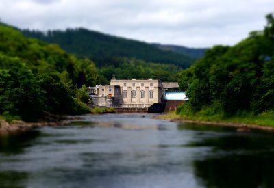 Hidroelektrarne in evropske reke